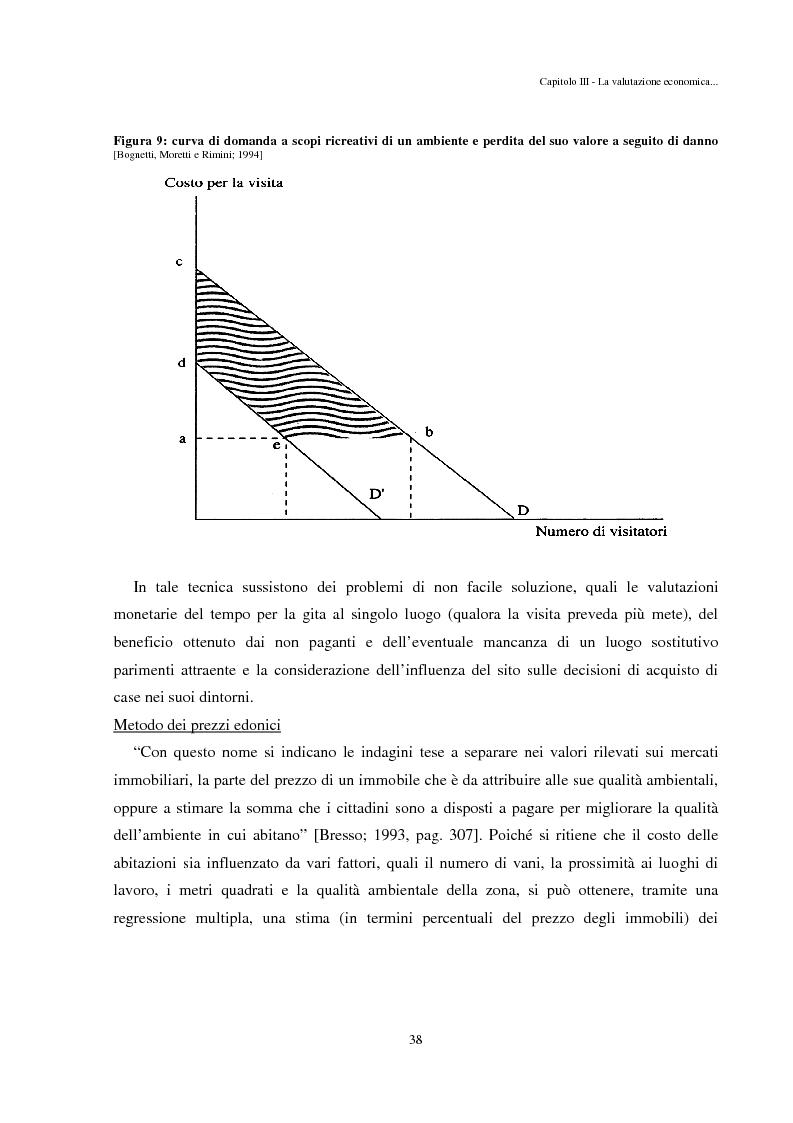 Anteprima della tesi: Il caso Exxon Valdez e il danno ambientale: valutazione economica, prevenzione e rimedi, Pagina 9