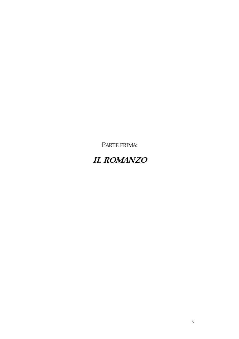 Anteprima della tesi: Letteratura e cinema in Germania. Effi Briest di Theodor Fontane e le sue trasposizioni cinematografiche, Pagina 4