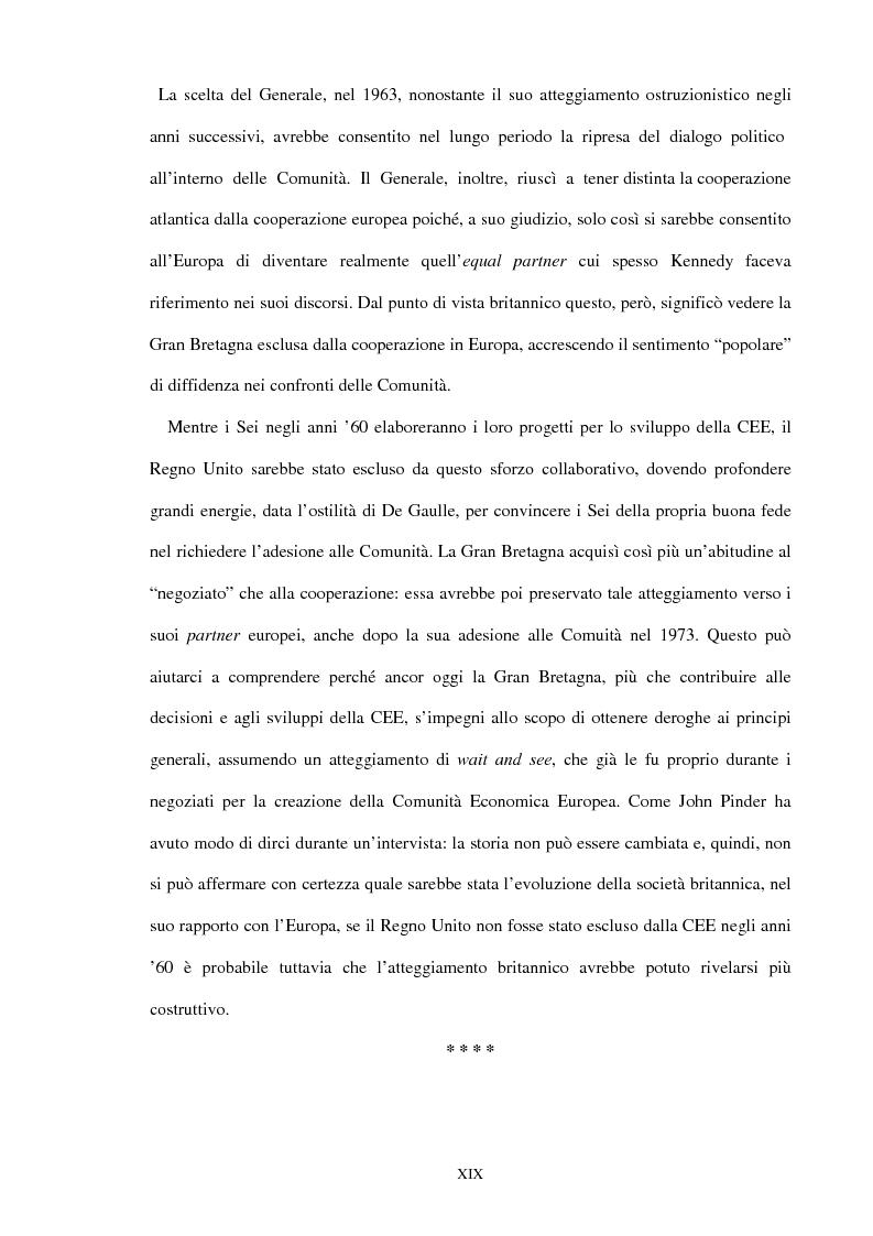 Anteprima della tesi: Una scelta contrastata. L'adesione del Regno Unito alla Comunità europea (1945-1963), Pagina 13