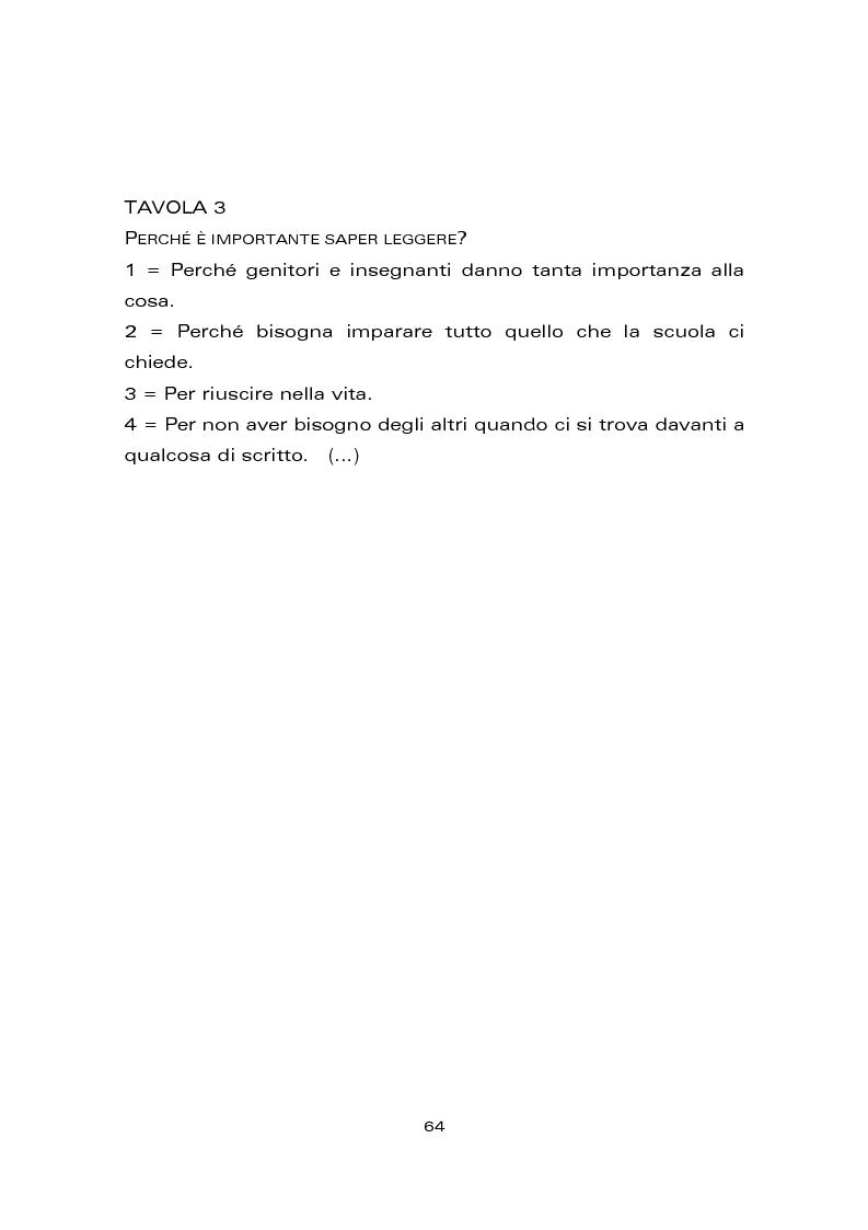 Anteprima della tesi: Risultati di un trattamento per il miglioramento delle abilità di lettura e di scrittura in soggetti con ritardo mentale, Pagina 10