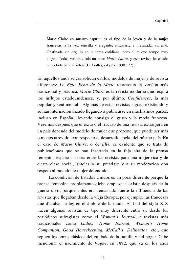 Anteprima della tesi: Cómo se habla de sexo en las revistas españolas para adolescentes, Pagina 11