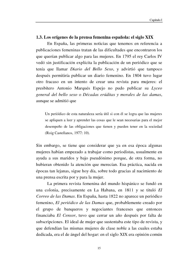 Anteprima della tesi: Cómo se habla de sexo en las revistas españolas para adolescentes, Pagina 13