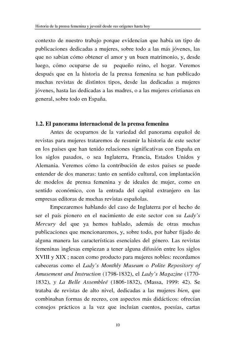 Anteprima della tesi: Cómo se habla de sexo en las revistas españolas para adolescentes, Pagina 8