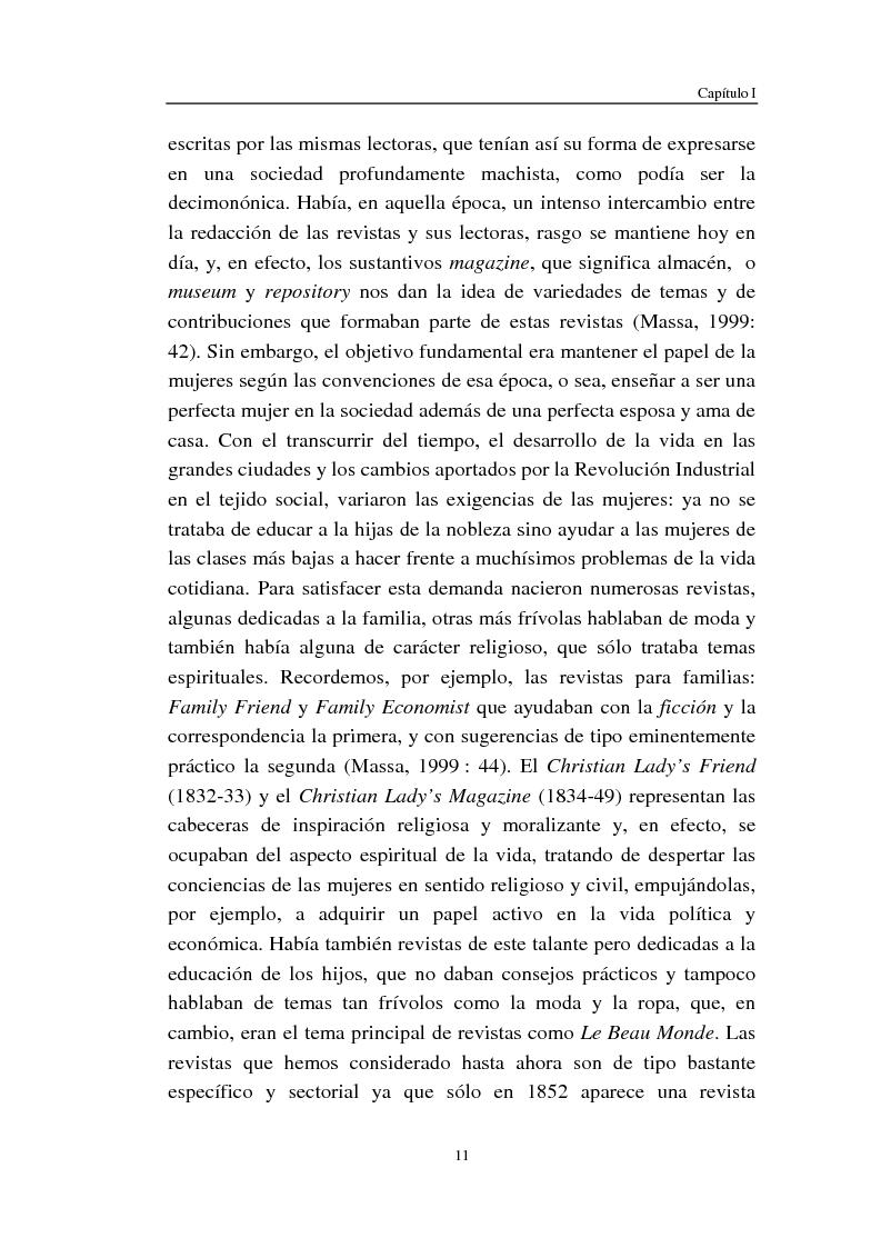 Anteprima della tesi: Cómo se habla de sexo en las revistas españolas para adolescentes, Pagina 9
