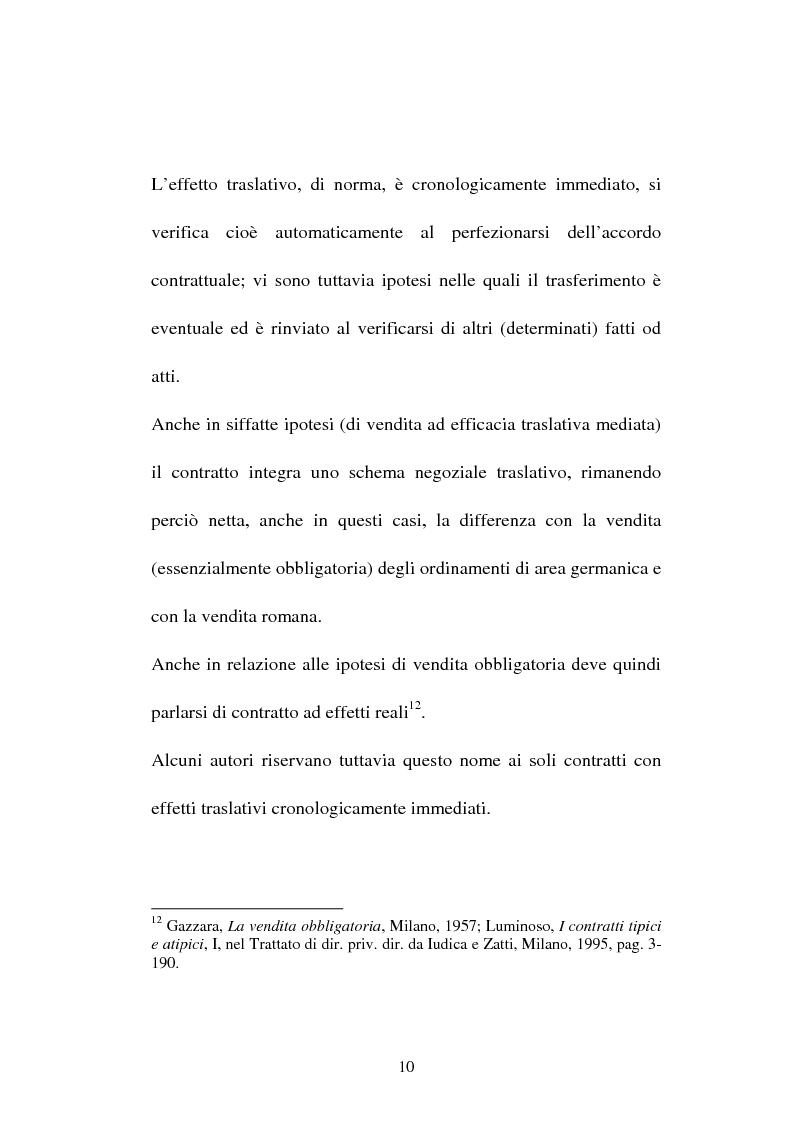 Anteprima della tesi: La compravendita in Internet, Pagina 10