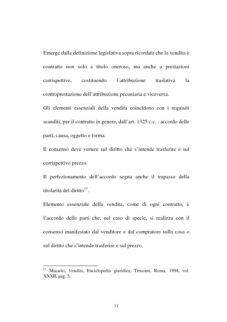 Anteprima della tesi: La compravendita in Internet, Pagina 11