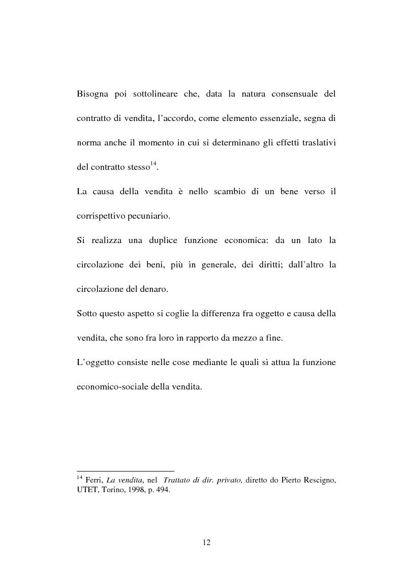 Anteprima della tesi: La compravendita in Internet, Pagina 12