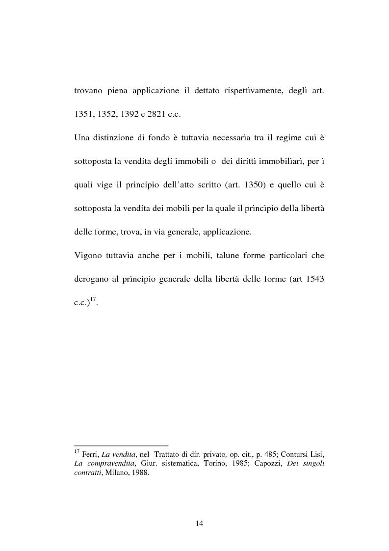 Anteprima della tesi: La compravendita in Internet, Pagina 14