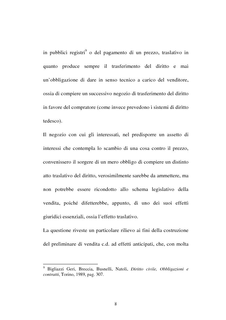 Anteprima della tesi: La compravendita in Internet, Pagina 8