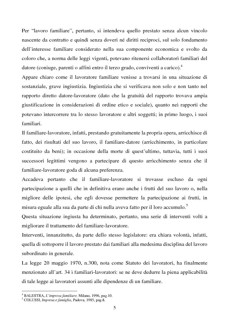 Anteprima della tesi: L'impresa familiare, Pagina 2