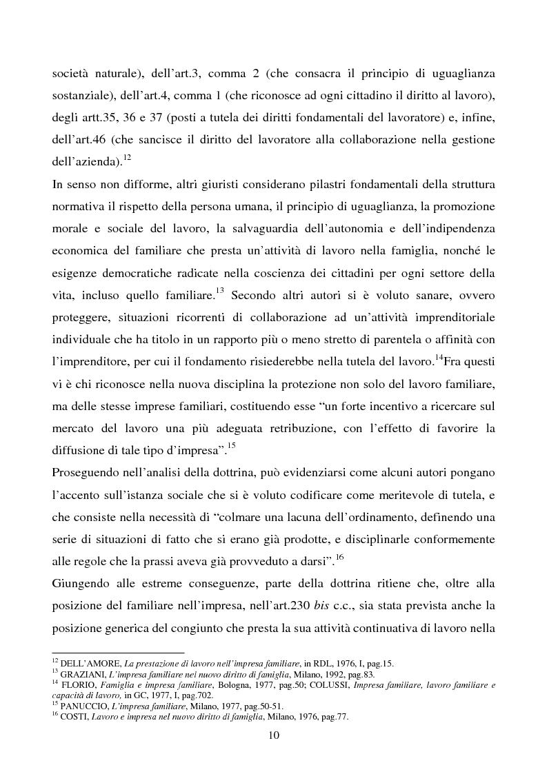 Anteprima della tesi: L'impresa familiare, Pagina 7