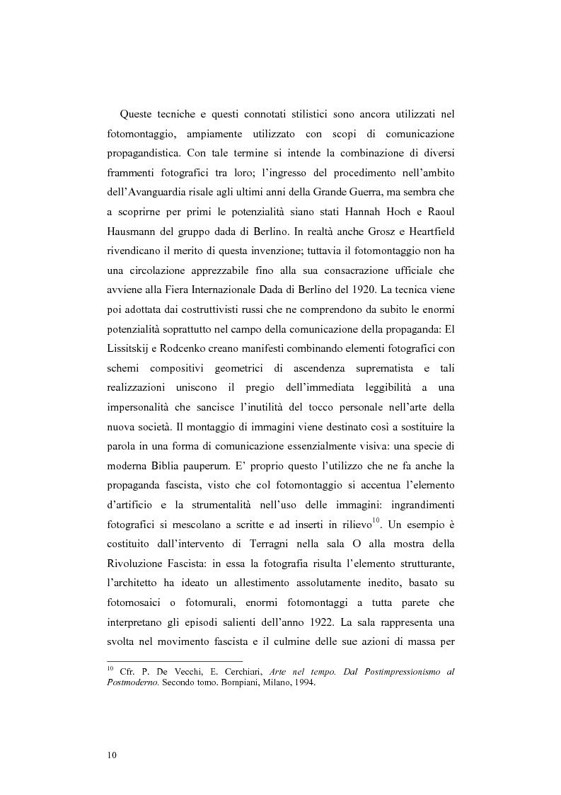 Anteprima della tesi: Colonia elioterapica padana. Sport e fascismo a Guastalla, Pagina 10