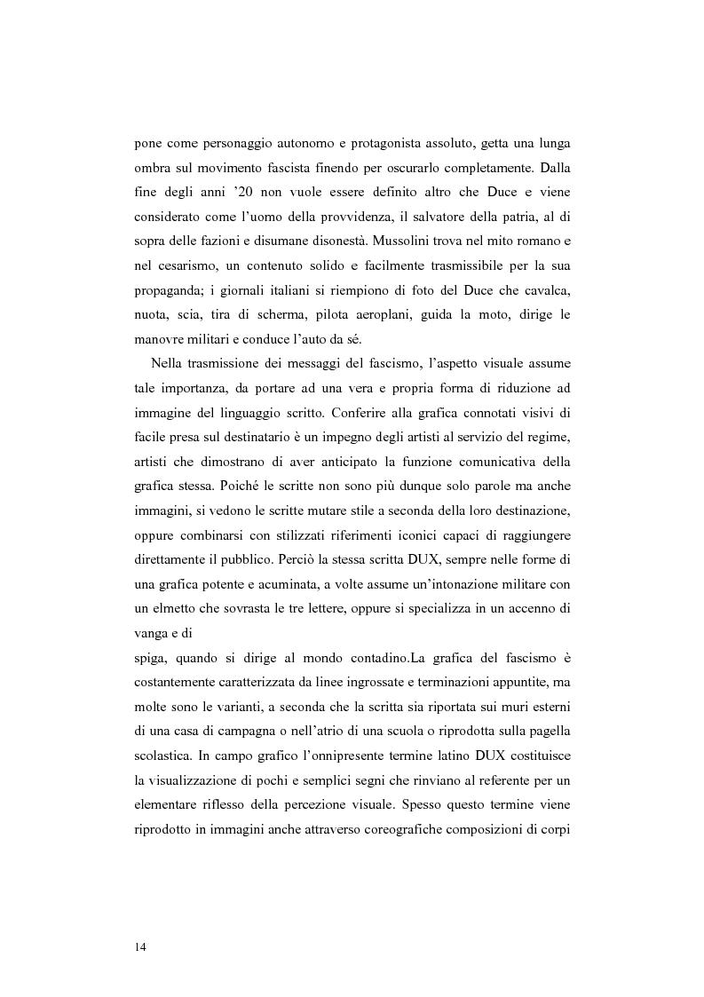 Anteprima della tesi: Colonia elioterapica padana. Sport e fascismo a Guastalla, Pagina 14