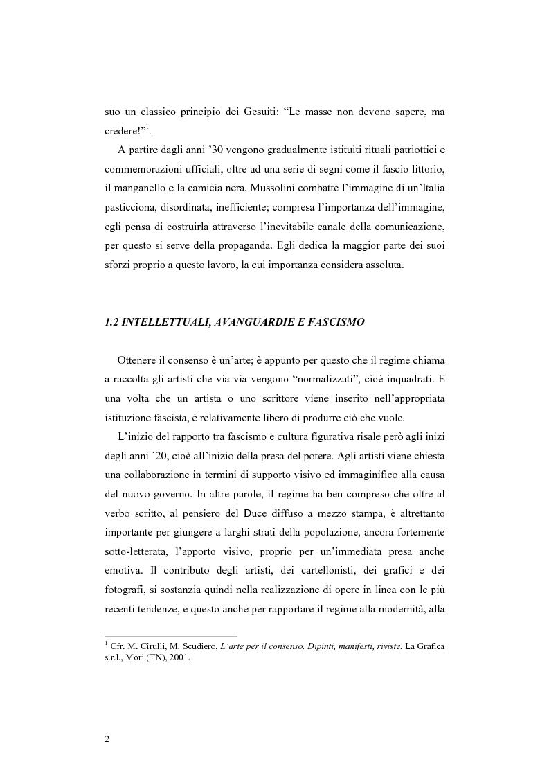 Anteprima della tesi: Colonia elioterapica padana. Sport e fascismo a Guastalla, Pagina 2