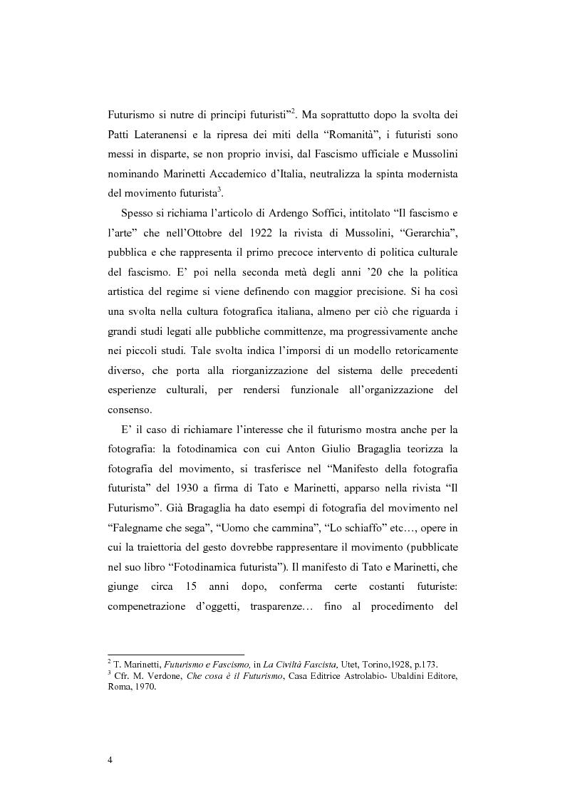 Anteprima della tesi: Colonia elioterapica padana. Sport e fascismo a Guastalla, Pagina 4