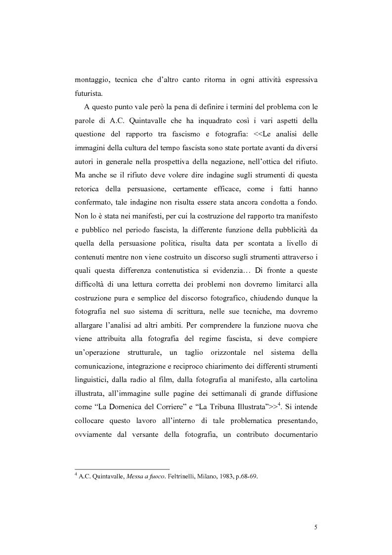 Anteprima della tesi: Colonia elioterapica padana. Sport e fascismo a Guastalla, Pagina 5