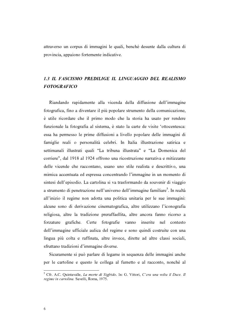 Anteprima della tesi: Colonia elioterapica padana. Sport e fascismo a Guastalla, Pagina 6