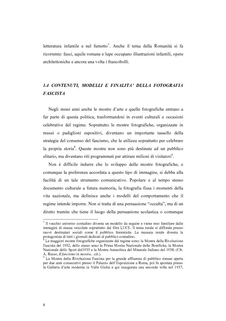 Anteprima della tesi: Colonia elioterapica padana. Sport e fascismo a Guastalla, Pagina 8