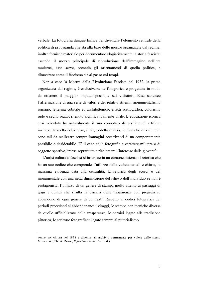 Anteprima della tesi: Colonia elioterapica padana. Sport e fascismo a Guastalla, Pagina 9