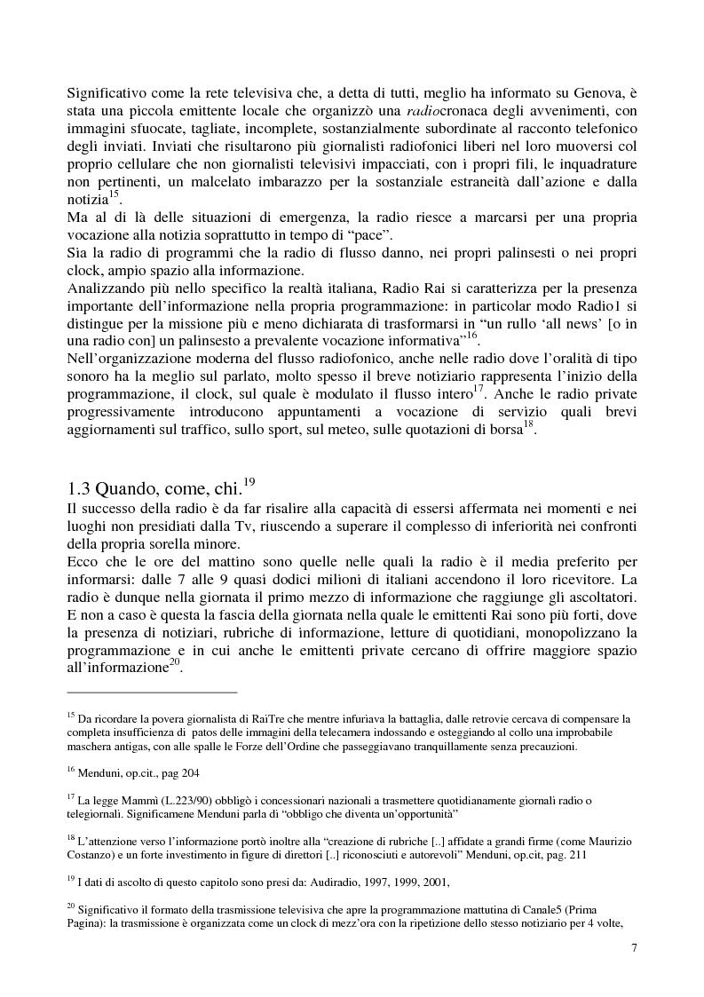 Anteprima della tesi: Radio Radicale e RadioRadicale.it: due strategie comunicative convergenti, Pagina 6