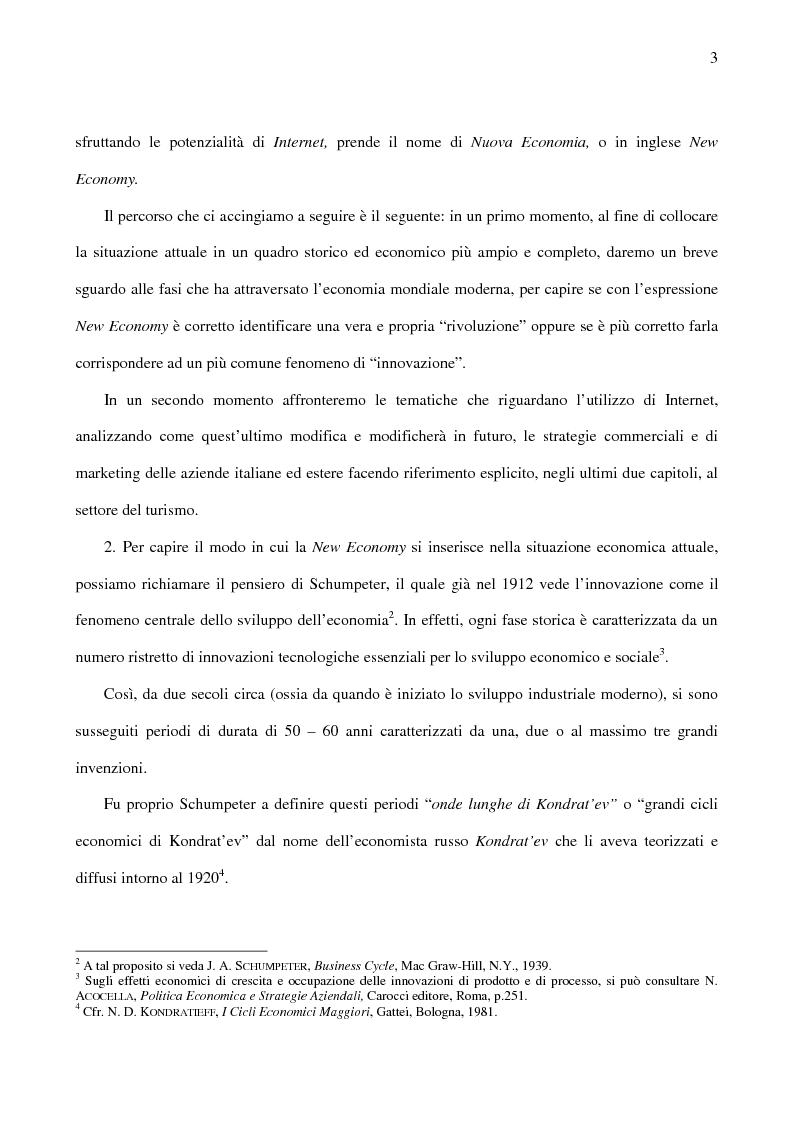 Anteprima della tesi: Le nuove strategie di Internet marketing e di commercio elettronico, Pagina 2