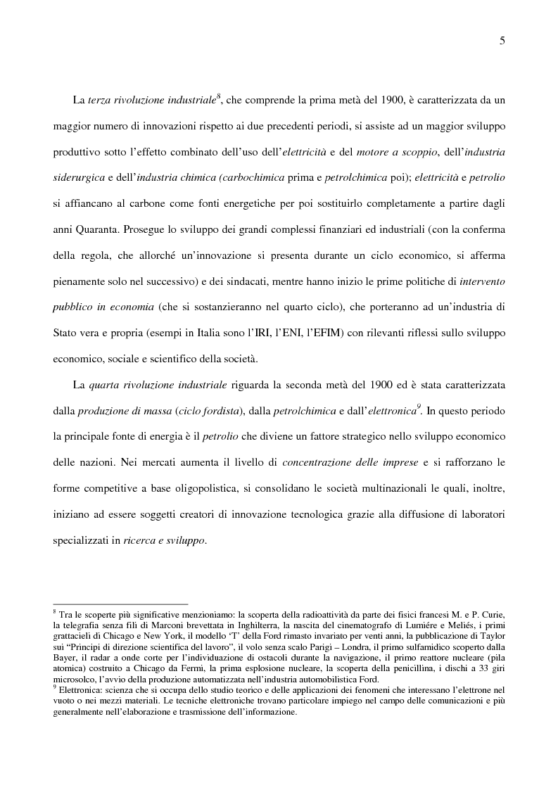 Anteprima della tesi: Le nuove strategie di Internet marketing e di commercio elettronico, Pagina 4