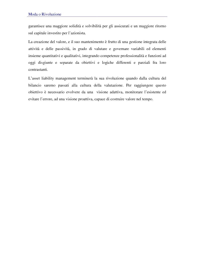Anteprima della tesi: Asset liability management per le compagnie di assicurazione sulla vita. Un caso operativo, Pagina 10