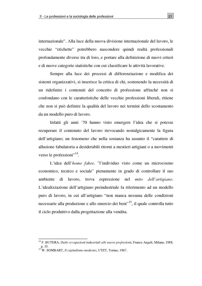 Anteprima della tesi: Il park manager: contenuti e prospettive per una nuova professione, Pagina 14