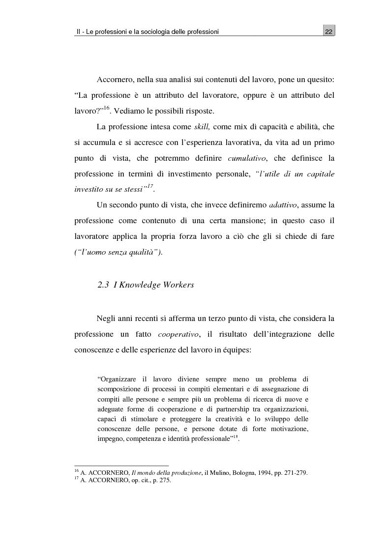 Anteprima della tesi: Il park manager: contenuti e prospettive per una nuova professione, Pagina 15
