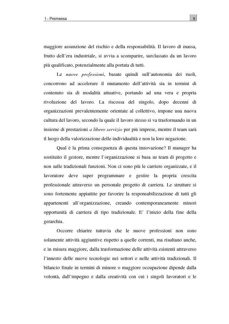 Anteprima della tesi: Il park manager: contenuti e prospettive per una nuova professione, Pagina 2