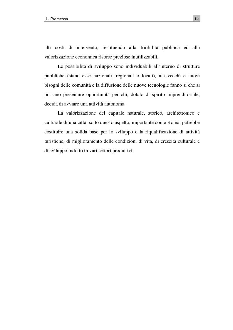 Anteprima della tesi: Il park manager: contenuti e prospettive per una nuova professione, Pagina 5