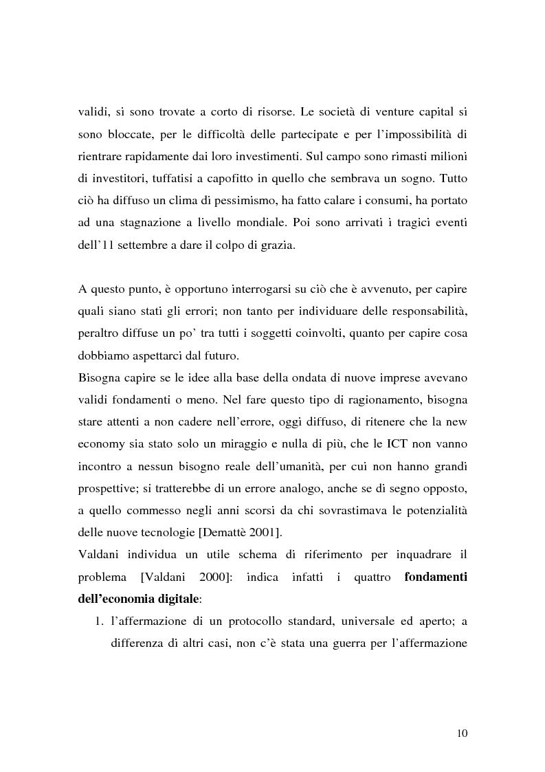 Anteprima della tesi: Il ruolo della logistica nello sviluppo del commercio elettronico, Pagina 10