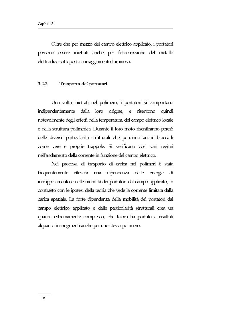 Anteprima della tesi: Resistività elettrica su polimeri isolanti, confronto teorico e sperimentale tra metodi di misura, Pagina 12