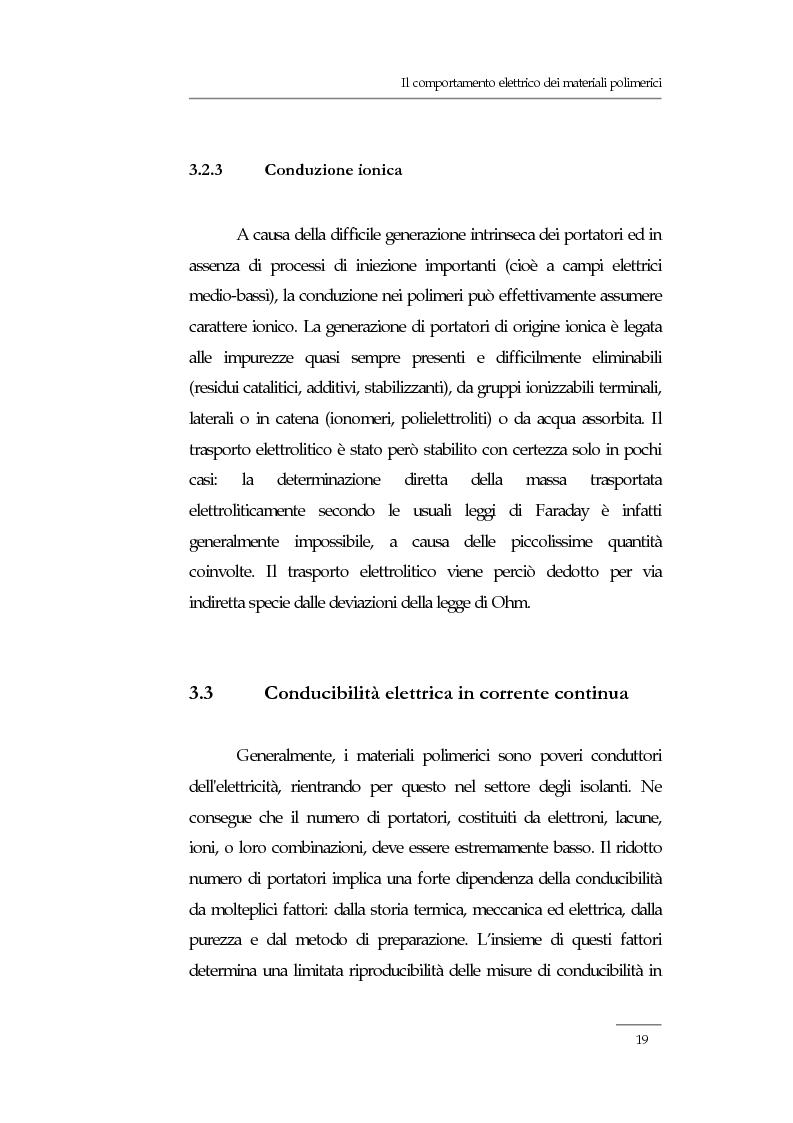 Anteprima della tesi: Resistività elettrica su polimeri isolanti, confronto teorico e sperimentale tra metodi di misura, Pagina 13