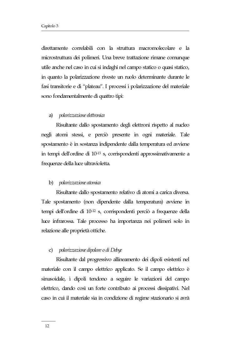 Anteprima della tesi: Resistività elettrica su polimeri isolanti, confronto teorico e sperimentale tra metodi di misura, Pagina 6