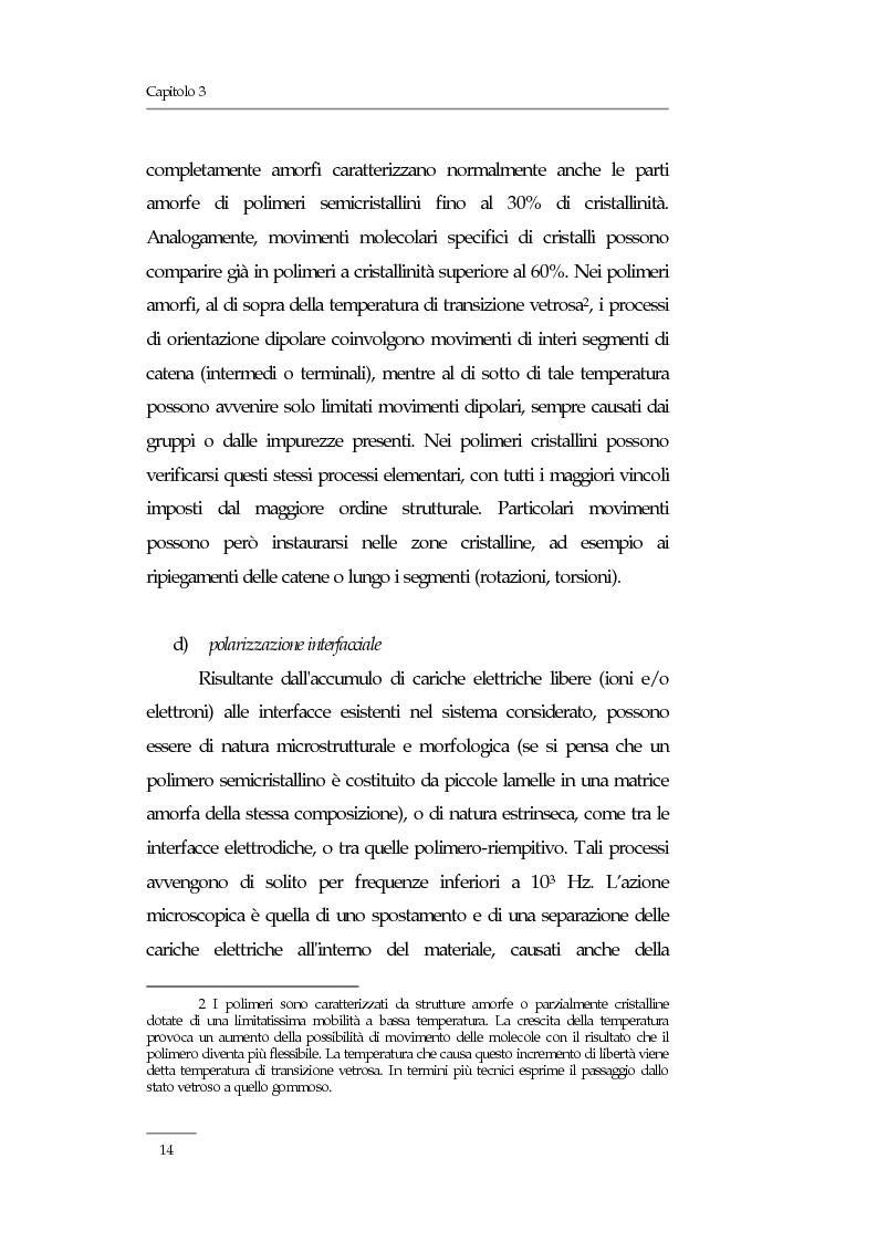 Anteprima della tesi: Resistività elettrica su polimeri isolanti, confronto teorico e sperimentale tra metodi di misura, Pagina 8
