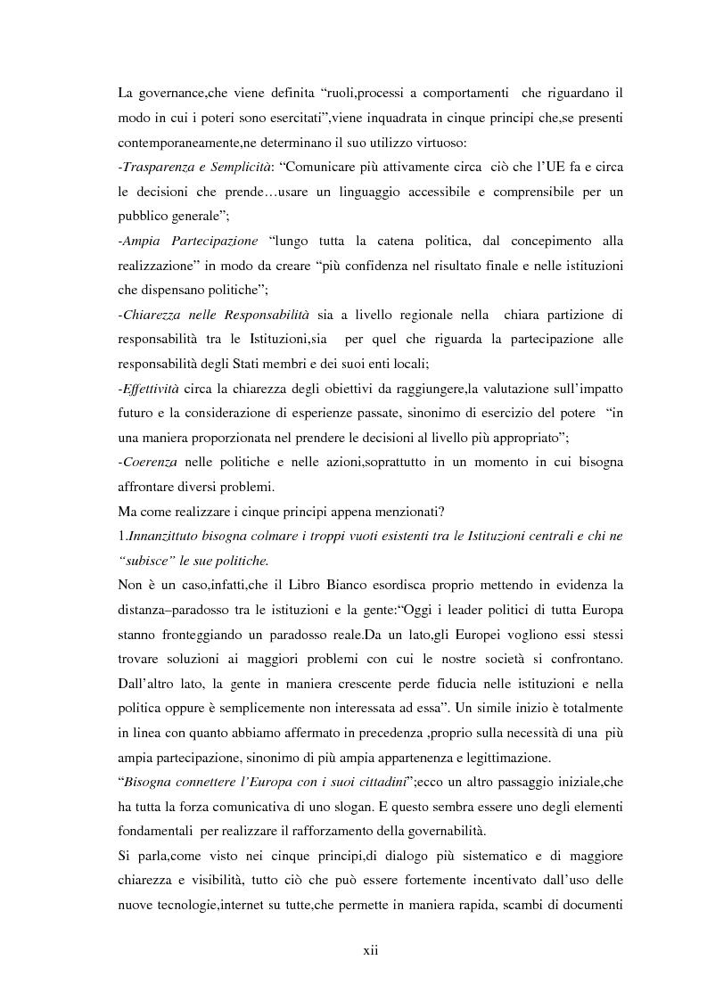 Anteprima della tesi: Le tendenze del regionalismo e dell'interregionalismo, Pagina 12