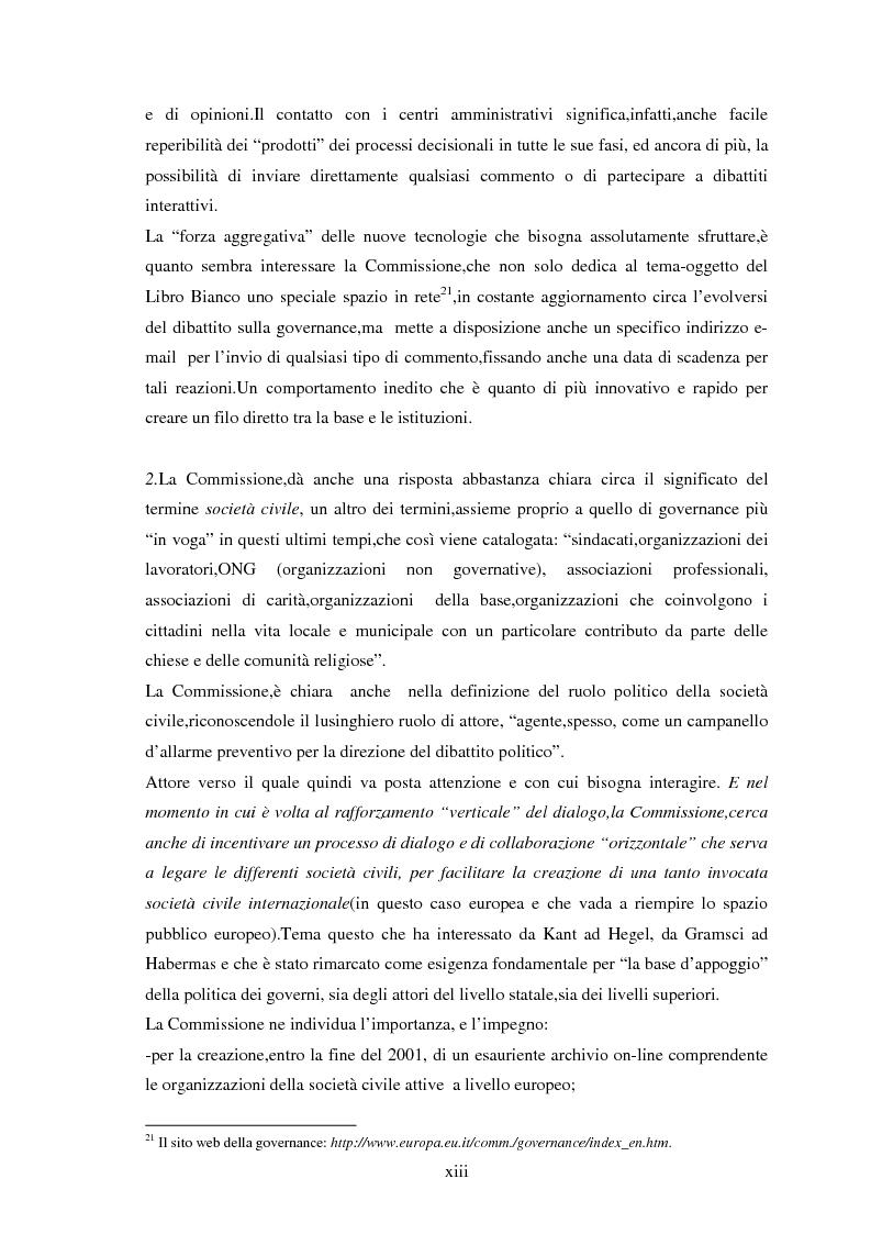 Anteprima della tesi: Le tendenze del regionalismo e dell'interregionalismo, Pagina 13