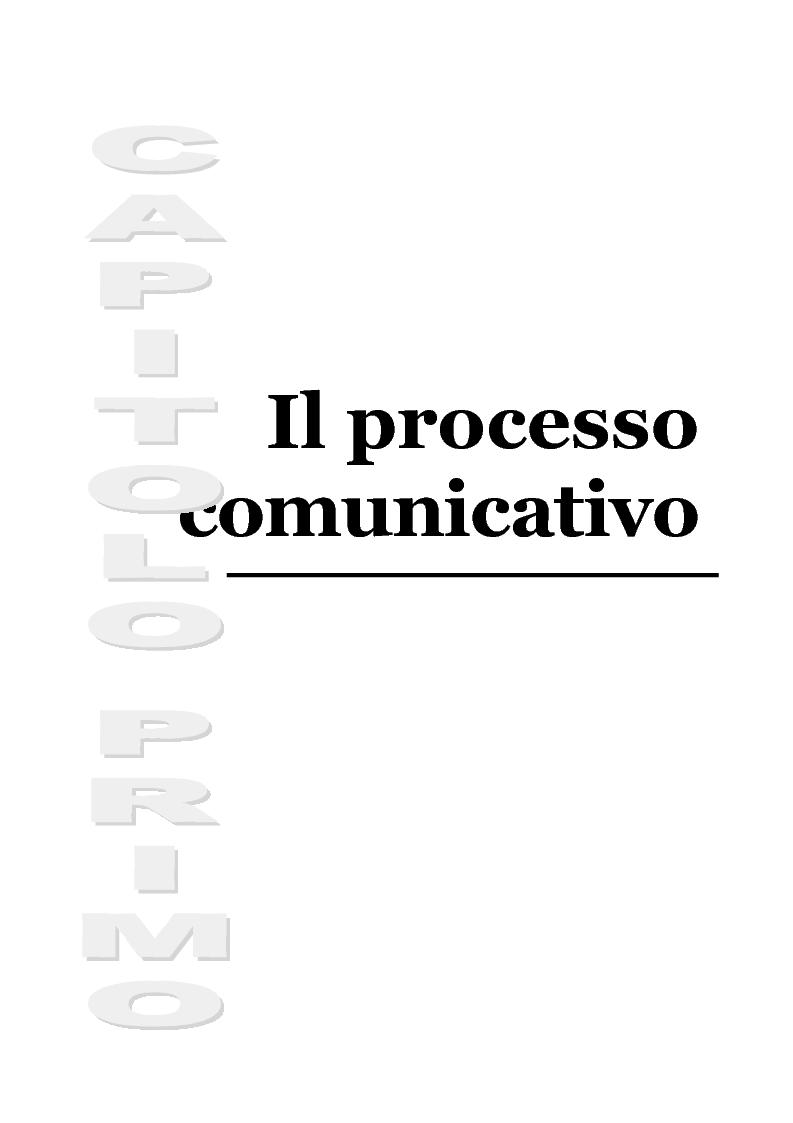 Anteprima della tesi: La comunicazione nelle affissioni, Pagina 1
