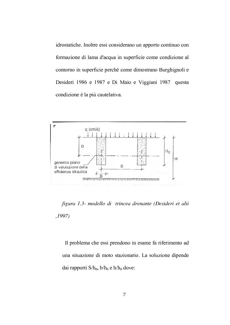 Anteprima della tesi: Modellazione dell'abbassamento della falda in un pendio instabile in argilla a struttura complessa, Pagina 10