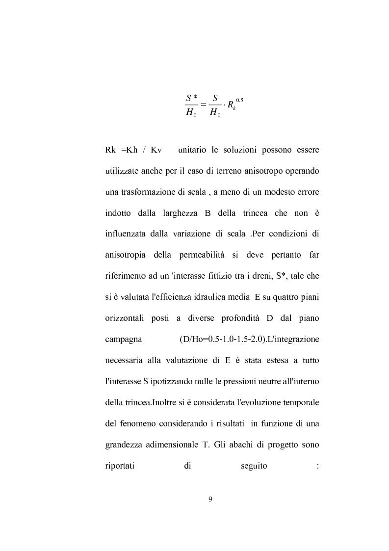 Anteprima della tesi: Modellazione dell'abbassamento della falda in un pendio instabile in argilla a struttura complessa, Pagina 12