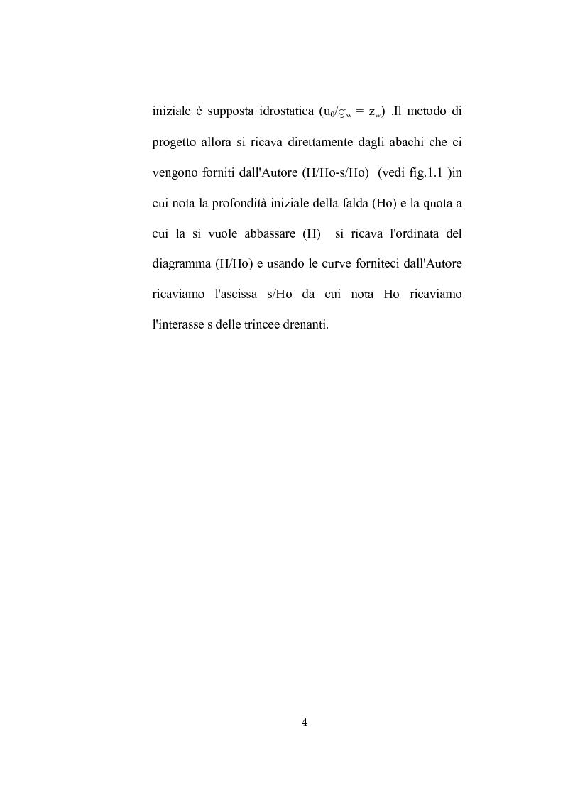 Anteprima della tesi: Modellazione dell'abbassamento della falda in un pendio instabile in argilla a struttura complessa, Pagina 7