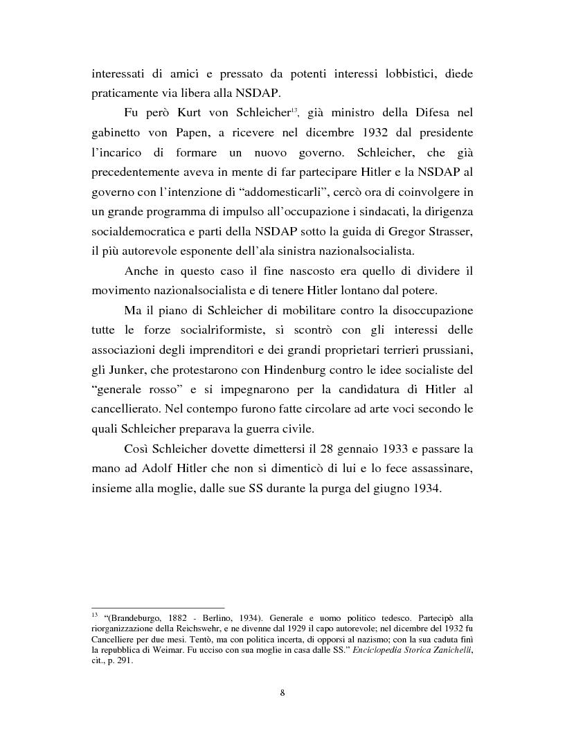 Anteprima della tesi: Joseph Goebbels: modelli e forme di propaganda nel Terzo Reich, Pagina 9