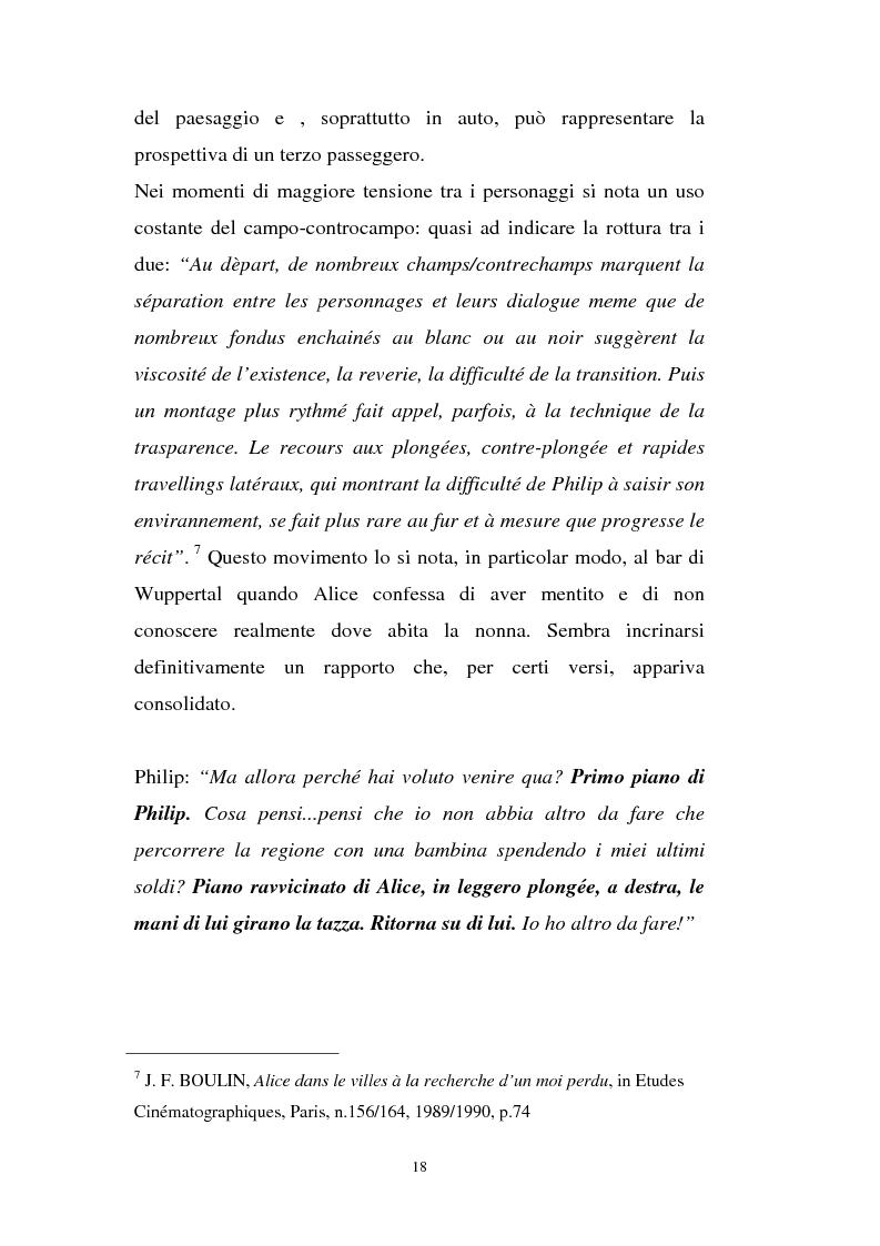 Anteprima della tesi: Alice nelle città, Pagina 12