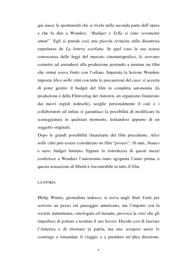 Anteprima della tesi: Alice nelle città, Pagina 3