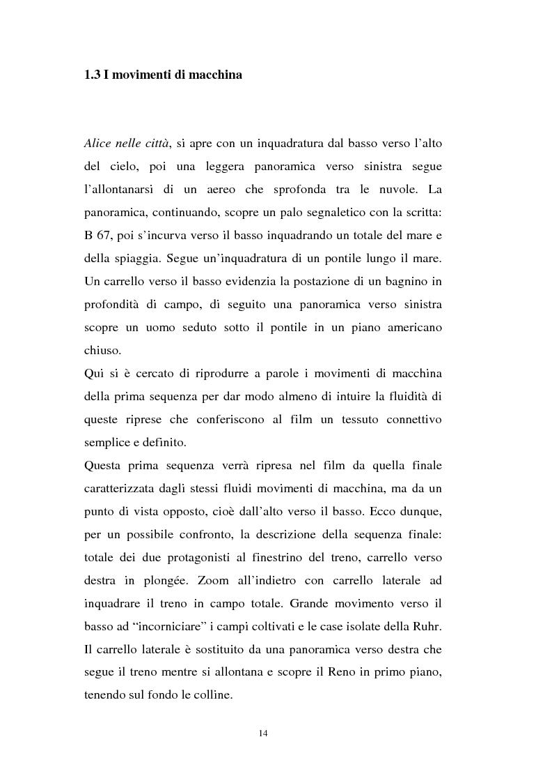 Anteprima della tesi: Alice nelle città, Pagina 8