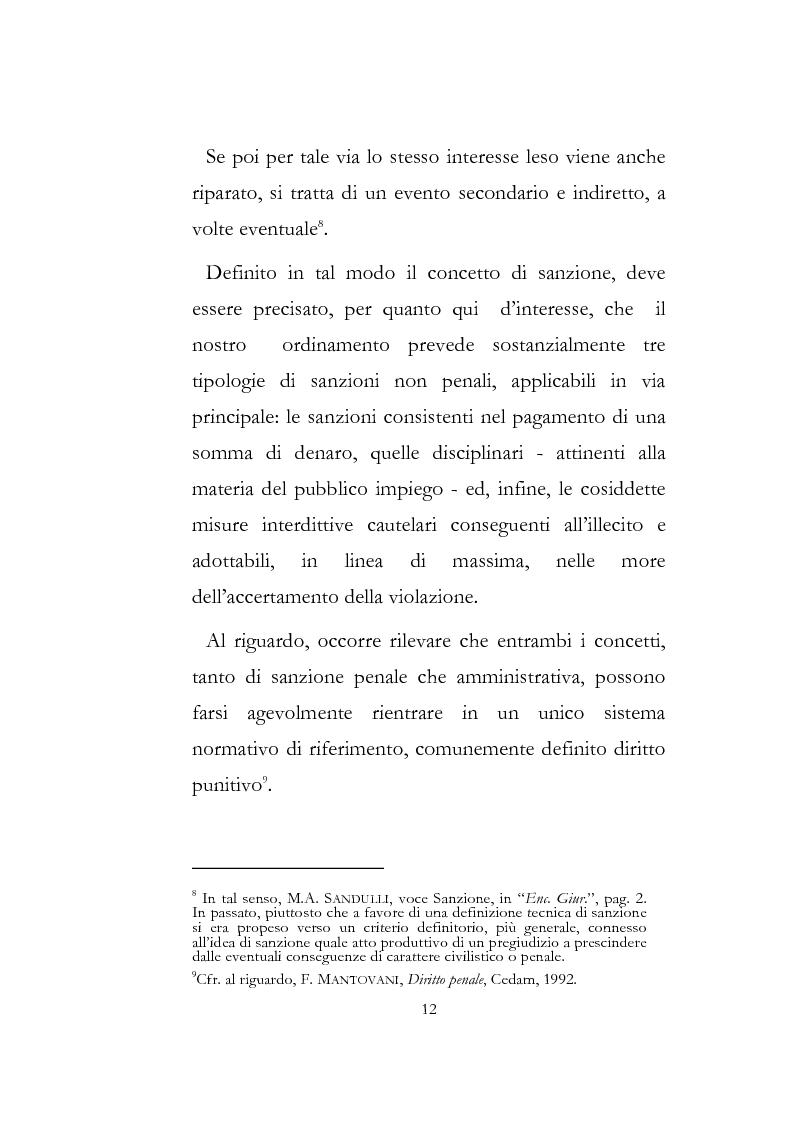 Anteprima della tesi: Sanzioni amministrative tributarie e principio di personalità, Pagina 10