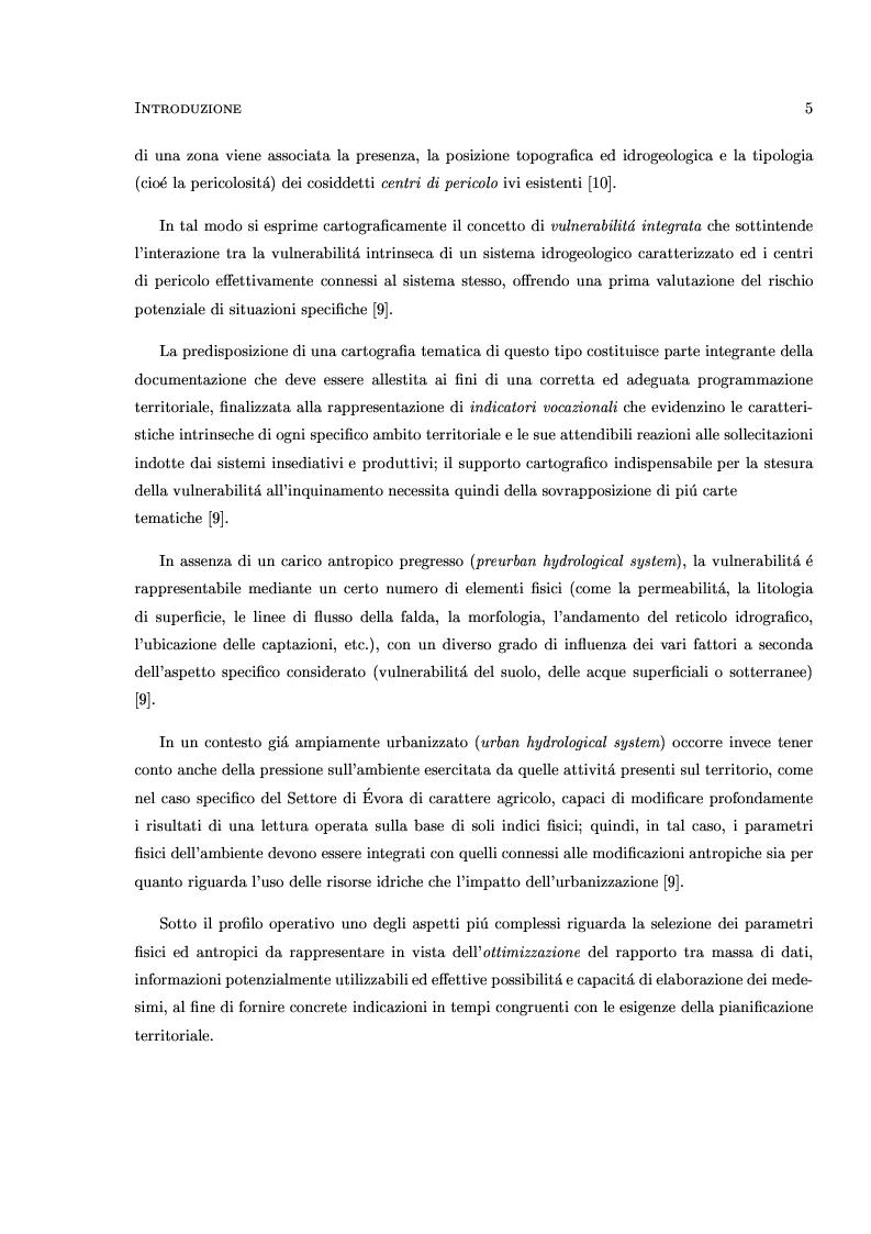 Anteprima della tesi: Caratterizzazione stocastica del sistema acquifero Évora-Montemor-Cuba, settore di Évora, Pagina 4
