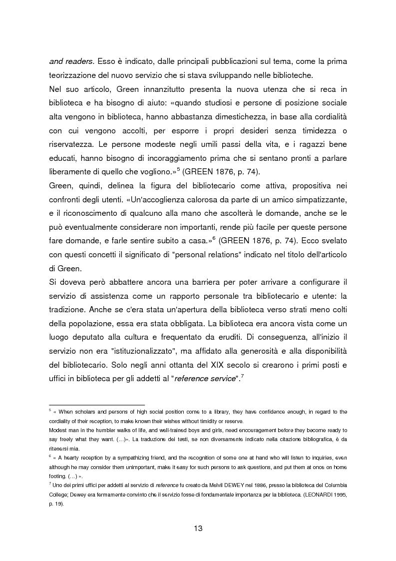 Anteprima della tesi: I servizi di assistenza agli utenti per l'accesso alla documentazione comunitaria europea, Pagina 9