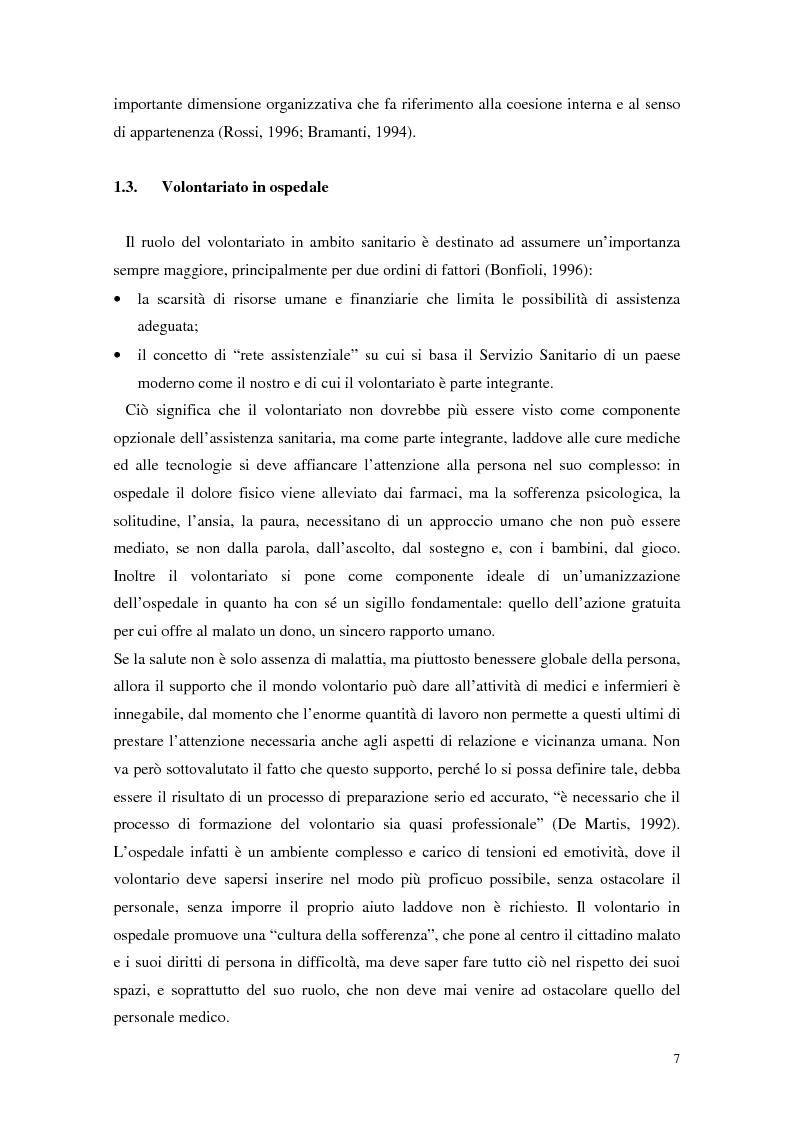 Anteprima della tesi: Aspetti narrativi dell'azione formativa. L'esperienza Abio, Pagina 10